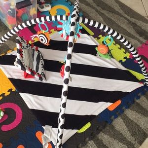 Baby Playmat and Mirror